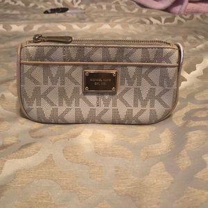 Michael Kors makeup bag/tote